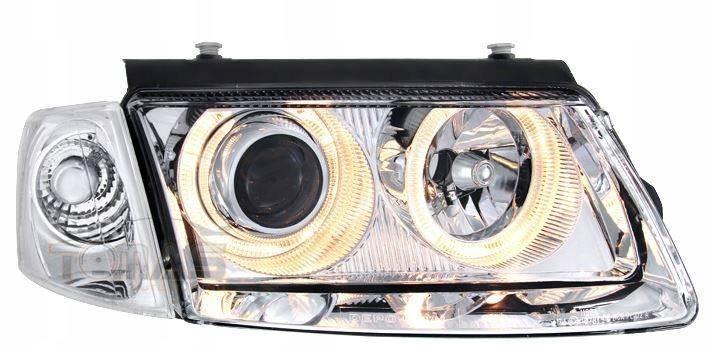 Reflektory Lampy Przednie Vw Volkswagen Passat B5